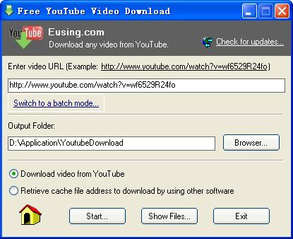 Free YouTube Video Download 2.0
